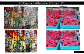 Photography and Photoshop, October 2011